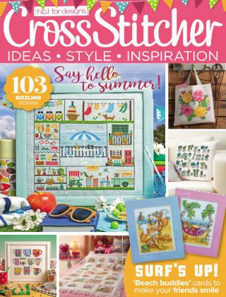 CrossStitcher Issue 345