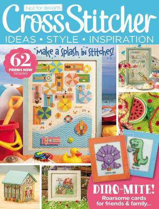 CrossStitcher Issue 346
