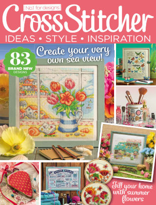 CrossStitcher Issue 347