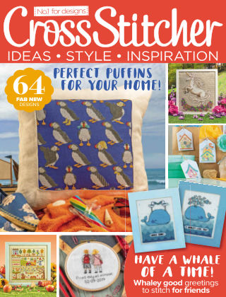 CrossStitcher Issue 348