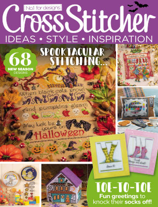 CrossStitcher Issue 349