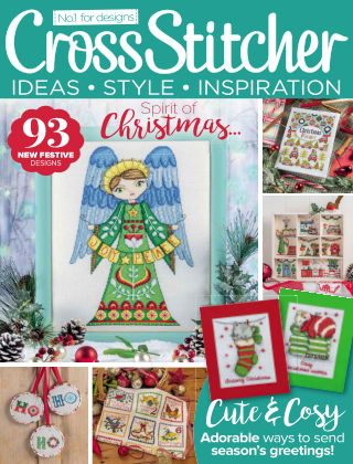 CrossStitcher Issue 350