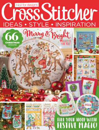 CrossStitcher Issue 351