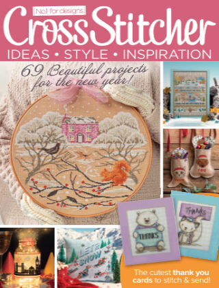 CrossStitcher January 2021