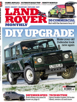 Land Rover Monthly FEB