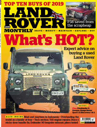 Land Rover Monthly Issue 253