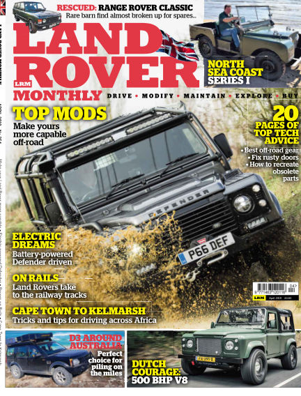 Land Rover Monthly March 06, 2019 00:00
