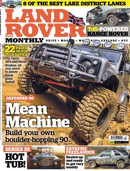 Land Rover Monthly April 03, 2019 00:00