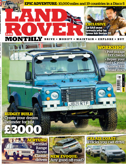 Land Rover Monthly May 01, 2019 00:00