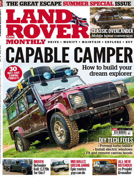 Land Rover Monthly May 29, 2019 00:00