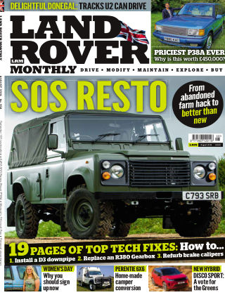 Land Rover Monthly Issue 258