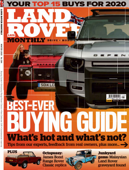 Land Rover Monthly December 11, 2019 00:00