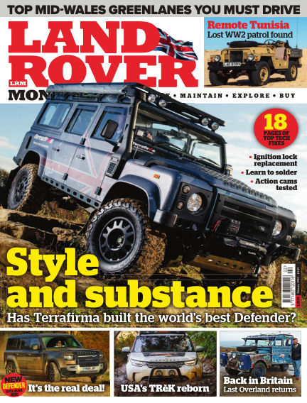 Land Rover Monthly January 09, 2020 00:00