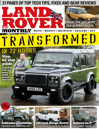 Land Rover Monthly Issue 266