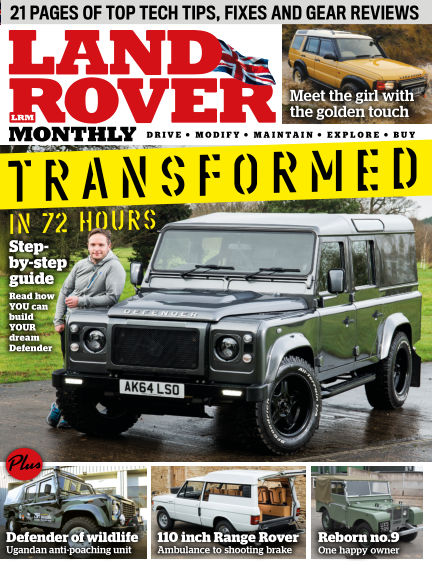 Land Rover Monthly February 05, 2020 00:00