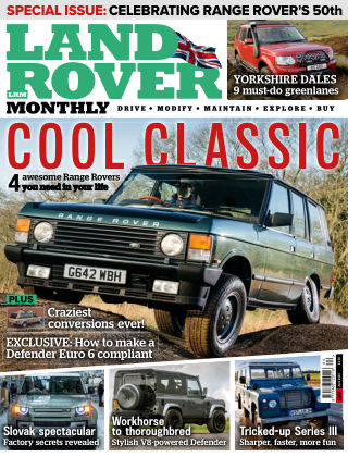Land Rover Monthly Issue 267
