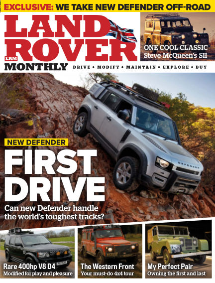 Land Rover Monthly April 01, 2020 00:00