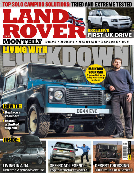 Land Rover Monthly April 29, 2020 00:00