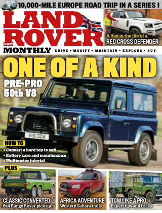 Land Rover Monthly Issue 270