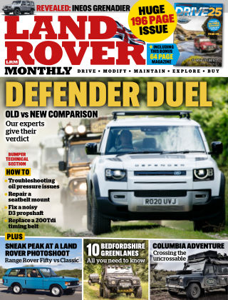 Land Rover Monthly Sept 2020