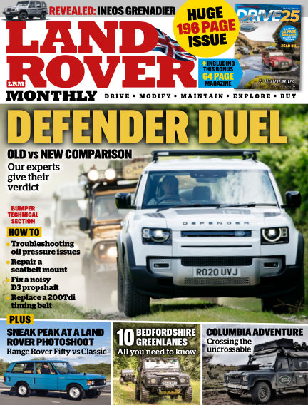 Land Rover Monthly July 22, 2020 00:00