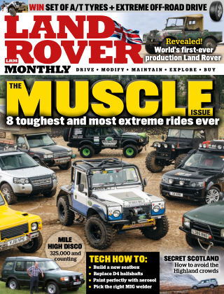 Land Rover Monthly November 2020
