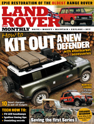 Land Rover Monthly December 2020