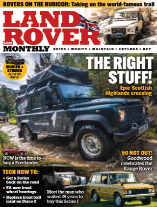 Land Rover Monthly Winter 2021