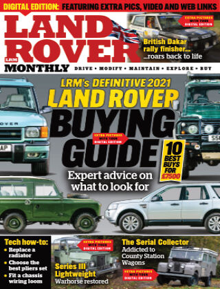 Land Rover Monthly February 2021