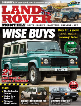Land Rover Monthly May 2021