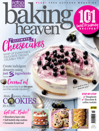 Baking Heaven April/May 2018