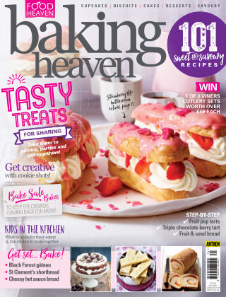 Baking Heaven June/July 2018