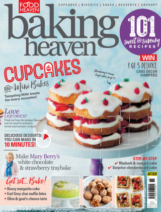 Baking Heaven Aug/Sept 2018