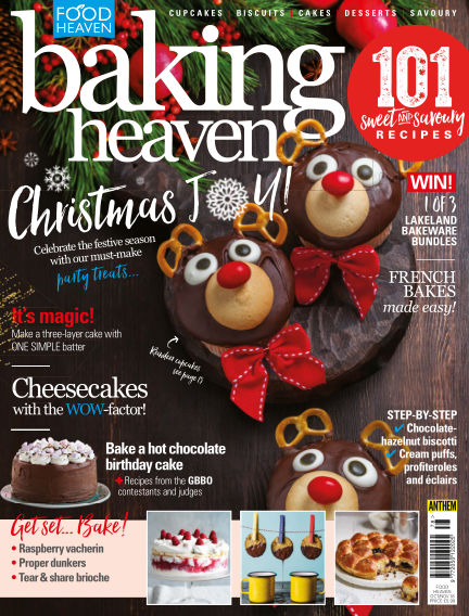Baking Heaven October 04, 2018 00:00