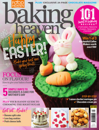Baking Heaven Feb/Mar 2019