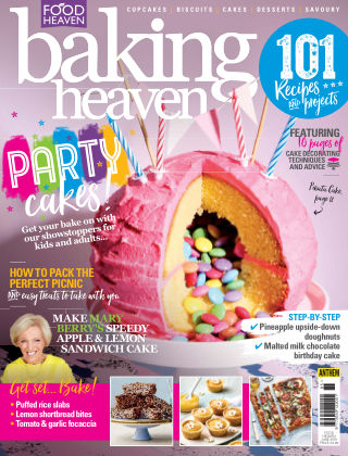 Baking Heaven June 2019