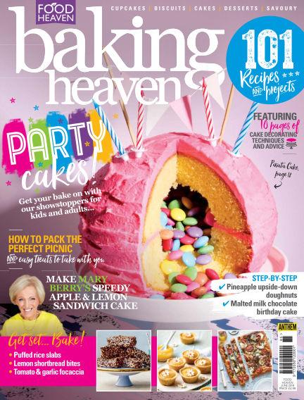 Baking Heaven May 02, 2019 00:00