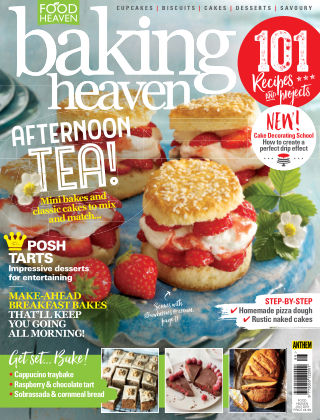 Baking Heaven July 2019