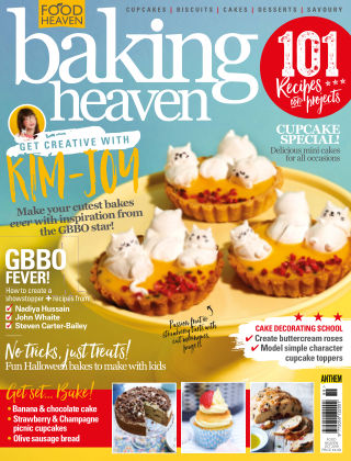 Baking Heaven October 2019