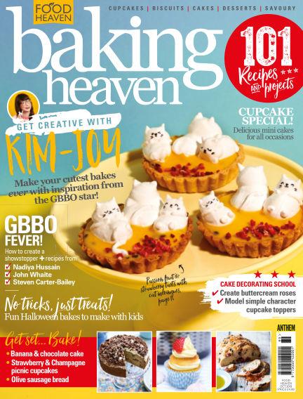 Baking Heaven September 05, 2019 00:00