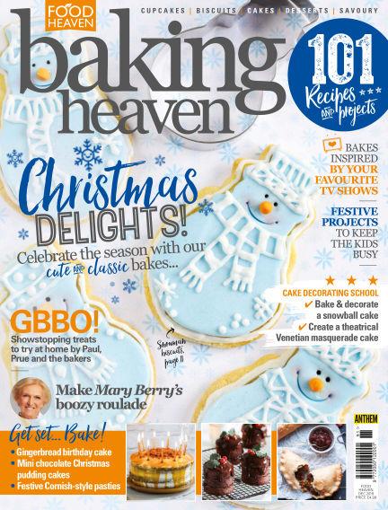 Baking Heaven November 07, 2019 00:00