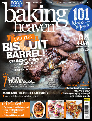 Baking Heaven January 2020
