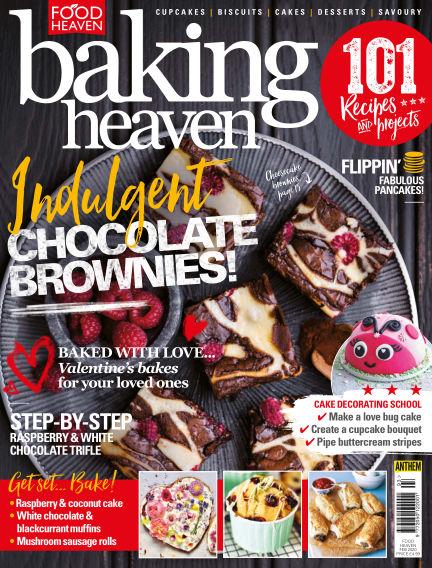 Baking Heaven January 02, 2020 00:00