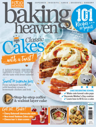 Baking Heaven March 2020
