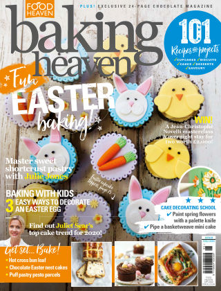 Baking Heaven April 2020