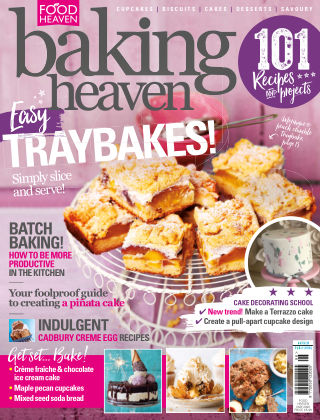 Baking Heaven May 2020