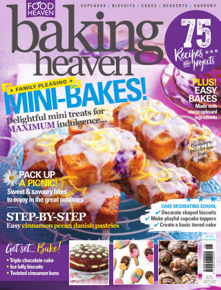 Baking Heaven July/August 2020