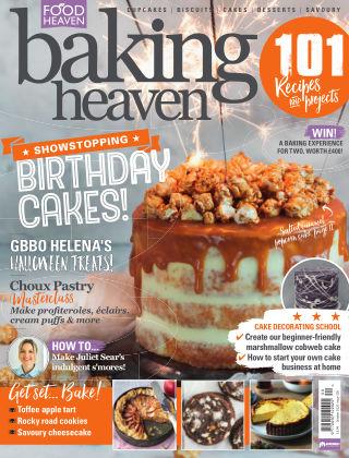 Baking Heaven October 2020
