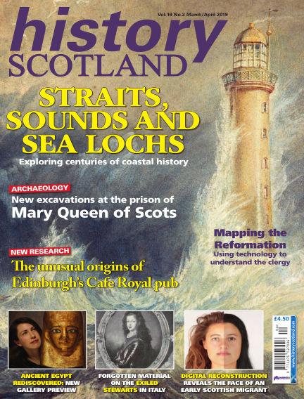 History Scotland April 05, 2019 00:00