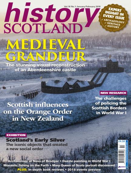 History Scotland December 09, 2017 00:00